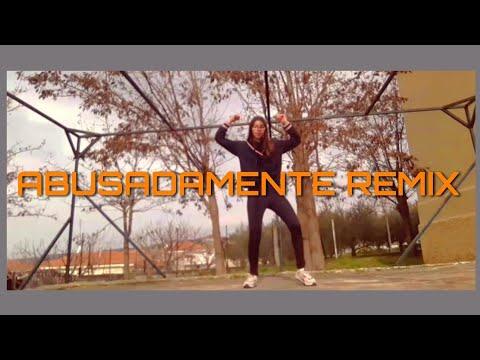 Abusadamente (Remix) - MC Gustta e MC DG /May J Lee Choreography