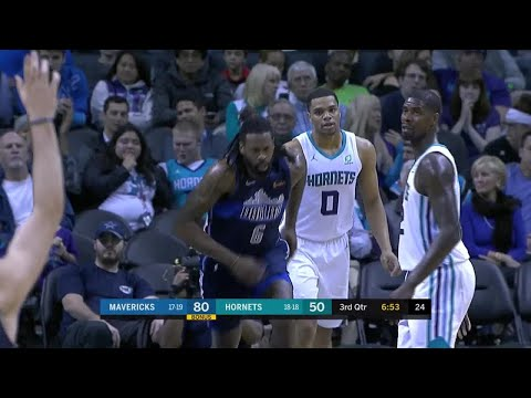 3rd Quarter, One Box Video: Charlotte Hornets vs. Dallas Mavericks
