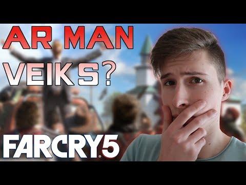 AŠ TURĖSIU ŽAISTI ANT LOW??? - Far Cry 5 Kompiuterio Reikalavimai