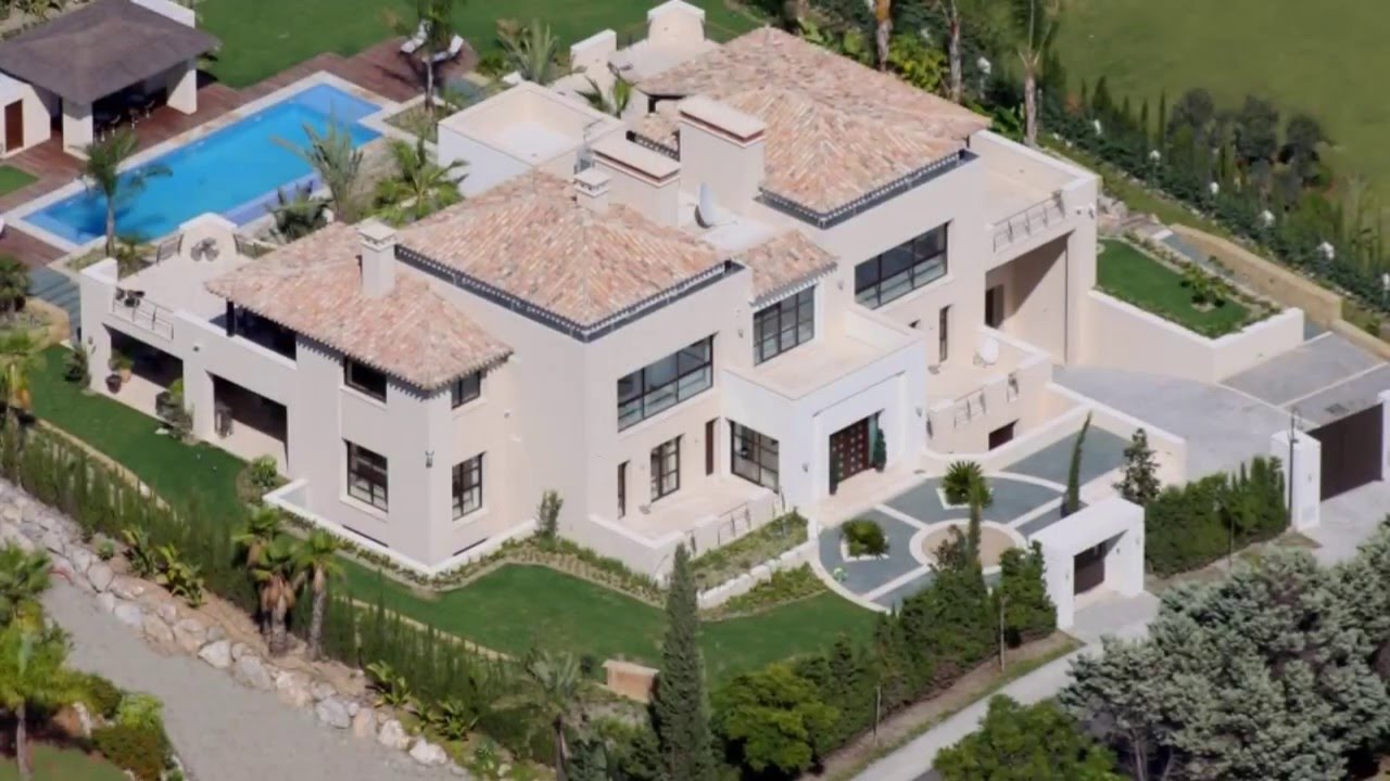 Location De Villas De Luxe à Marbella   YouTube