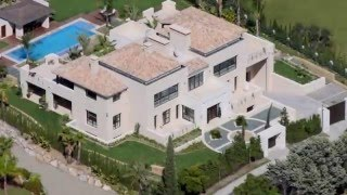 Location de Villas de Luxe à Marbella