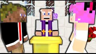 Диллерон и Миникотик. Свадьба. Minecraft Мультики