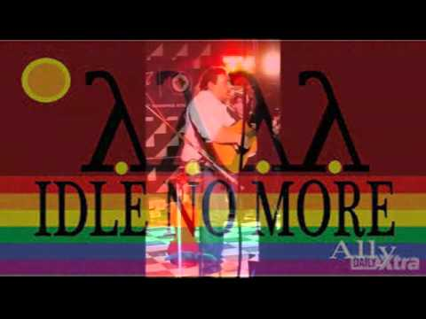 Idle No More Lucien Spence  ORIGINAL SONG