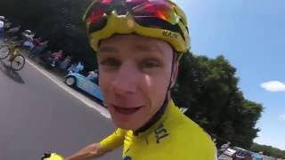 Tour de France: Best of Team Sky onboard part 3