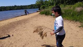 This is why we take kids to Baltimore Loch Raven Fishing Center