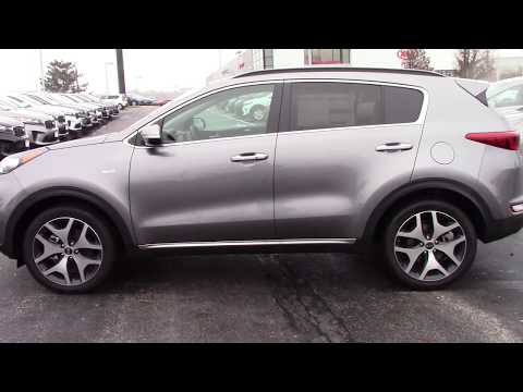 Kia Sportage SX - New SUV For Sale - Medina, OH