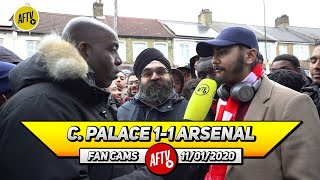 Crystal Palace 1-1 Arsenal | We Lost Composure When Torreira Came Off! (Singh Twins)