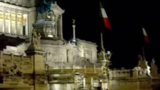Roma di notte - dicembre 2009