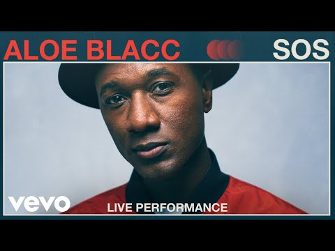 "Aloe Blacc - ""SOS"" Live Performance | Vevo"