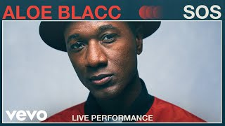 "Aloe Blacc - ""SOS"" Live Performance 