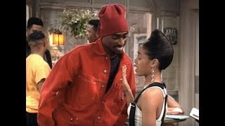 A Different World: The Tupac Shakur Episode - part 5/6 - Homie, don't ya know me?
