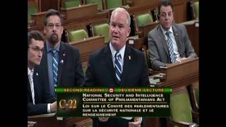 Bill C-22: Security & Intelligence Committee (September 27, 2016)