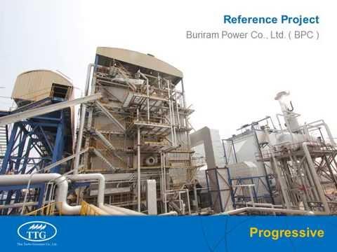 EPC POWER PLANT PRESENT (BPC) : THAI TURBO-GENERATOR CO., LTD.