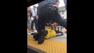 NJ Transit Train Beating (part 2)