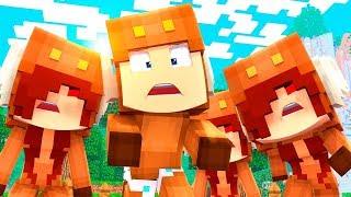 Minecraft Daycare - CRAZY GIRLFRIEND'S CLONE ARMY! W/ MOOSECRAFT (Minecraft Kids Roleplay)