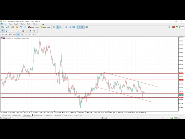 The Weekly Forecast 24.11.2020   Point Trader Group