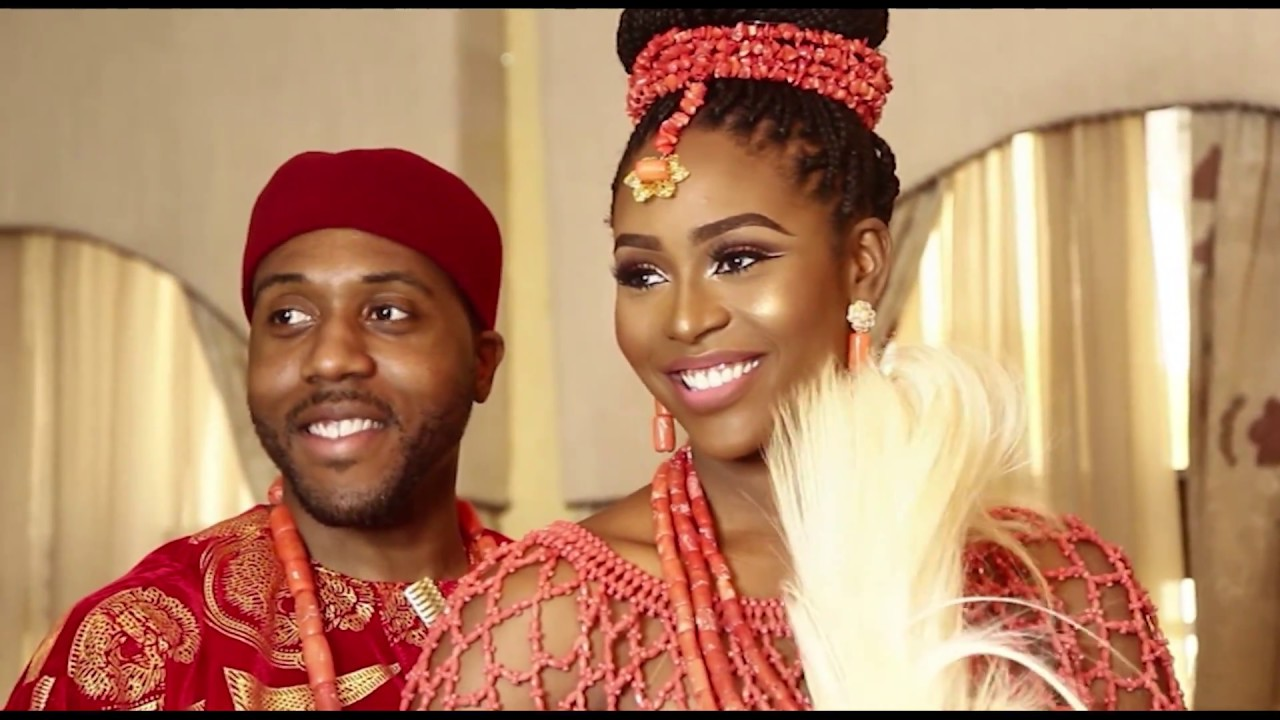 19d41826f2e Igbo Traditional Wedding- Uchechi   Amobi - YouTube