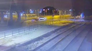 Фото Момент ДТП с VIP-автомобилем в Волгограде попал на видео