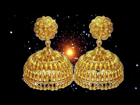 Gold Earrings Collection Diamond Earring Design Earring Designs clip13