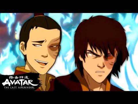 Zuko Through The Years | Avatar: The Last Airbender | Nick Rewind