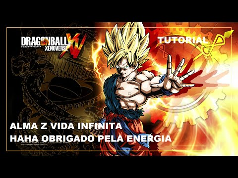 Dragon Ball XenoVerse  alma z vida infinita