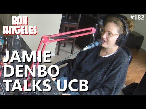Jamie Denbo's Grateful She Beat UCB to LA