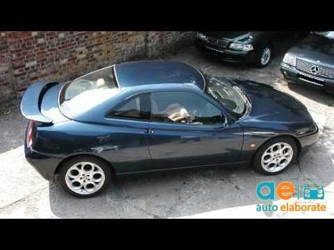 Gtv V6 TB L Alfa Romeo GTV V6 Turbo (ultima Serie) Tuning