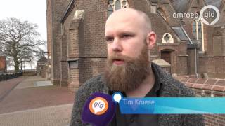 Achterhoeks Oud-Greffel uit tv-serie jaren '90 herleeft in Netterden