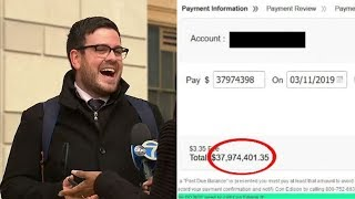 Man shocked to find $38M Con Ed bill for Queens studio apartment
