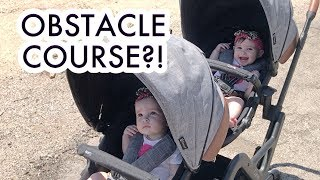 BABY GIRLS GO FOR A STROLL + MORE HOME RENOVATIONS! /// McHusbands