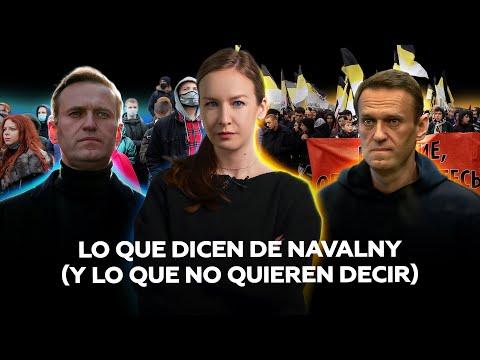Alexéi Navalny: lo que te cuentan, lo que no (y por qué no te lo cuentan)