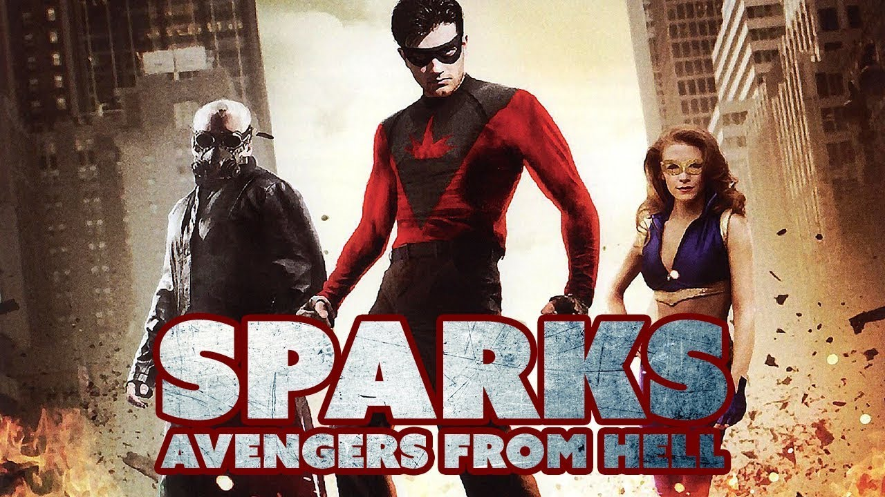 Sparks Avengers From Hell