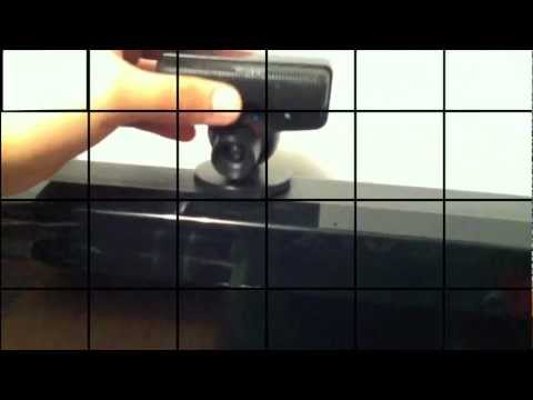 PS3 eye camera mounting clip