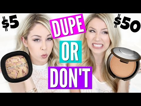 PINTEREST MAKEUP DUPES TESTED! | DUPE OR DON
