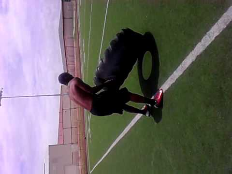 Terry lightfoot workouts 4