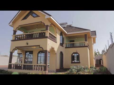 NEW PROPERTY FOR SALE in Kenya, (Golf View Estate in Thika)