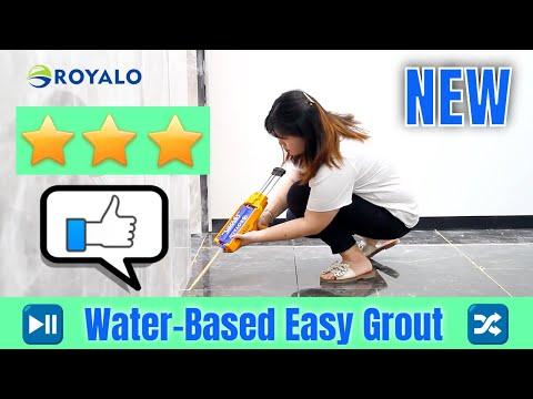 Royalo water based ceramic tile sealant - kastar ceramic