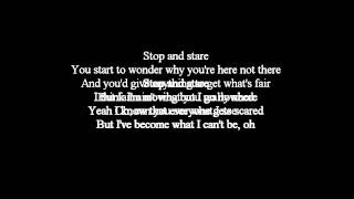 OneRepublic - Stop And Stare Lyrics