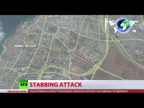 2 killed in stabbing attack near RT office in Tel Aviv (Special Coverage)