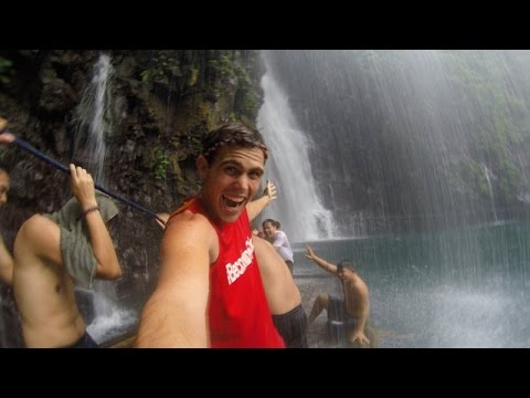 Epic Waterfall Adventure in Iligan City, Mindanao