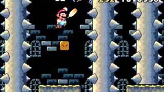 Super Mario Advance 2: Super Mario World (GBA) - World 7
