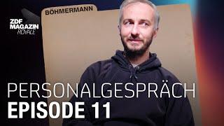 Jan Böhmermann – Reflexion des eigenen Tuns in 5 Minuten