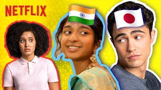 Never Have I Ever in Other Languages | Dub Swap | Netflix