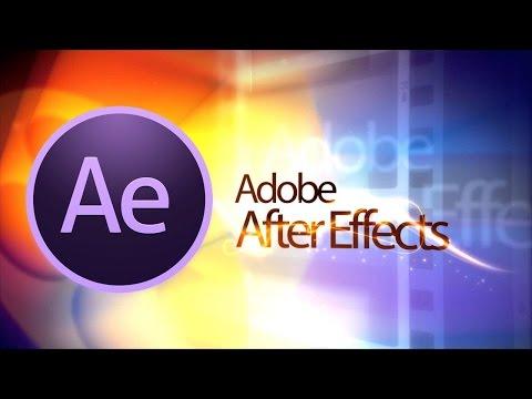 Анимация в After Effects, как сделать анимированный текст, урок анимации для начинающих на русском