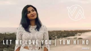 Karaoke let me love tum hi ho_vidya vox