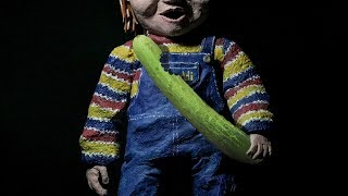 Make a Chucky with 3D pen