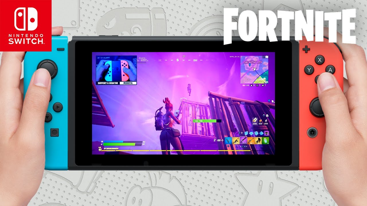 SEASON 13 - Fortnite on the Nintendo Switch #50