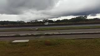 Tempo nublado em Resende (RJ)