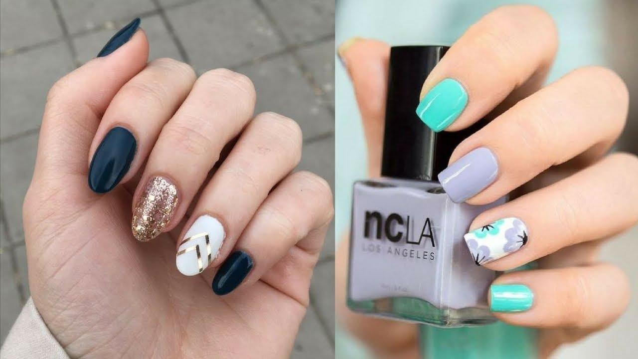 Beautiful Nail Art Designs The Best Nail Art Designs Compilation