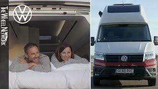 2020 Volkswagen Grand California RV – Driving, Interior, Exterior